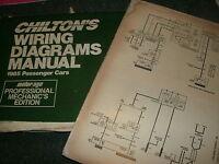 1985 pontiac parisienne wiring diagrams schematics manual sheets set