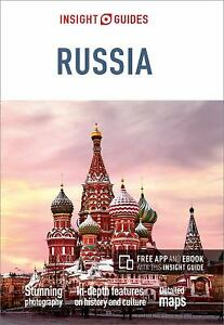 Insight Guides: Russia Paperback Insight Guides