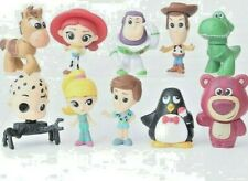 TOY STORY MINI FIGURES (LOT OF 10)
