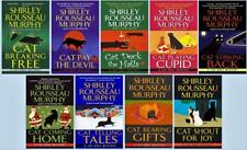 Joe Grey Mysteries Series Collection Set Books 1-19 by Shirley Rousseau Murphy