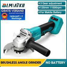 Für Makita Winkelschleifer Akku 125mm  Flex 18V Trennschleifer Schleifmaschine