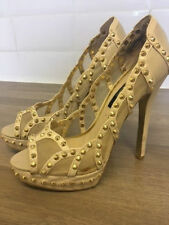 "River Island Women's Very High (greater than 4.5"") Party Heels"