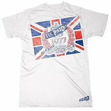 Official Sex Pistols - Silver Jubilee T-shirt Small