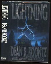 Koontz, Dean: Lightning HB/DJ 1st/1st