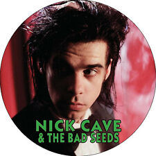 IMAN/MAGNET NICK CAVE & THE BAD SEEDS . birthday party beasts of bourbon tom was