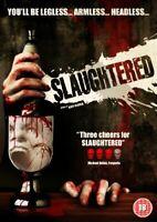 Slaughtered DVD (2010)