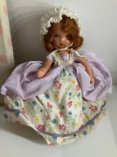 Vintage Nancy Ann Storybook doll number 161 Jennie set the Table With Box
