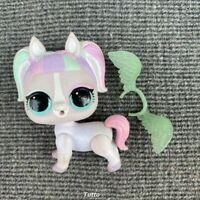 Lol Überraschung Unipony Unicorn 's Pet Pony Eye Spy PETS Doll Color Change