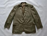 Chester Barrie Men/'s Blue Hopsack Waistcoat UK Size 46R BNWT £100