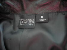 Wilson Leathers size 0
