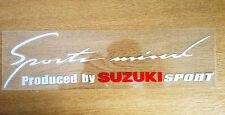 ☆New☆ Headlight Eyebrow Car Stickers Decals Graphics Vinyl For Suzuki (White)