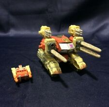 Transformers Armada Demolisher with Blackout Hasbro 2002