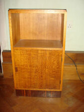Less than 45cm Oak Bedside Tables & Cabinets with Cupboard