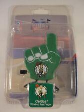 Boston Celtics NBA Wind Up Fan Finger Toy