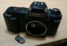 Canon T50 automatic film transport Camera Product # 2507274