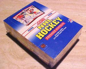 1990-91 Score Hockey (Amerlcan) Wax Box  ~36 Packs~ NICE 31 YEAR OLD BOXES!