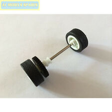 W8279 Scalextric RICAMBIO ASSE POSTERIORE assieme per FORD FOCUS