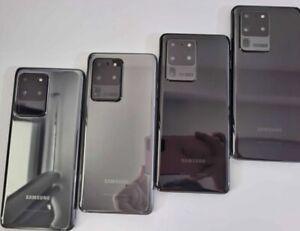 PayPal Good as New! Samsung Galaxy S20 Ultra 5G 256GB Snapdragon -Factory Unlock