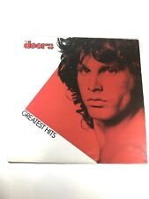 The Doors Greatest Hits Album Record LP Vinyl Elektra Asylum 1980 Sleeve