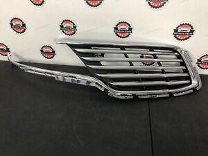 2015 2016 2017 2018 Lincoln MKC RH Right-Passenger side Chrome Grille OEM