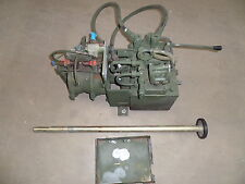 Hydraulikaggregat Druckluft Antrieb u. Handpumpe 200 bar Hydraulikpumpe