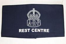WW2 HOME FRONT ARMBAND ARP AIR RAID PRECAUTIONS REST CENTRE QUALITY COPY