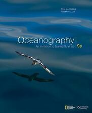 Oceanography: An Invitation to Marine Science by Garrison, Tom S. *HARDCOVER*