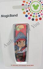 NEW Disney World JAKE Neverland Pirate Junior Magic Band Link It Later MagicBand