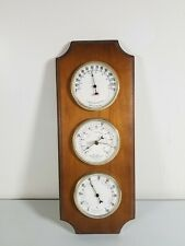 New listing Vintage Acu Rite Weather Station Temp Barometer Humidity Made In Usa