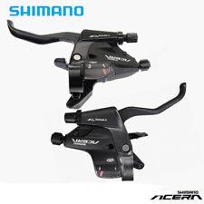 Shimano Altus ST-M390 3/9/27 Speed MTB Bike Brake Shifter Sets V-Brake Black