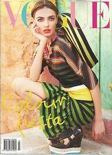 AUSTRALIAN VOGUE - March 2011 - Alina Baikova Cover