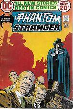 """(1972)THE PHANTOM STRANGER#21 - """"The Resurrection of Johnny Glory!"""" -- 4.0 VG"""