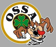 OSSA right TAZ  Sticker  droit