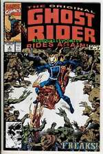 GHOST RIDER Rides Again #2, NM+, Johnny Blaze, 1991, more GR in store