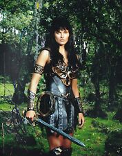 LUCY LAWLESS signed autographed XENA: WARRIOR PRINCESS 11x14 photo