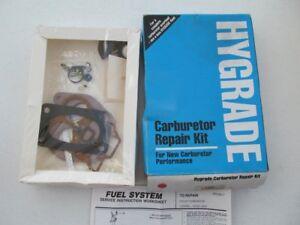 Hygrade 1260 Carburetor Rebuild Kit - HOLLEY 6520 2-BBL