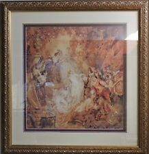 Norman Lindsay Limited Edition Certificate sign J.lindsay Authenticity 57x54cm