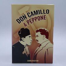 Don Camillo & Peppone Sammler Edition Box 5 Filme DVD Film Movie Hochwürden