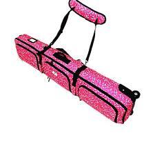 Padded Snowboard Bag Wheeled Travel Bag for Ski Single Snowboard Snowboard Boots