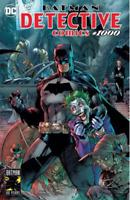 Detective Comics #1000 DC COMICS 2019 Jim Lee Regular Cover BATMAN