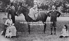 THE GULSTON FAMILY OF DIRLETON WALES 1870 NOSTALGIC HARDBACK PRINT ANCESTRY