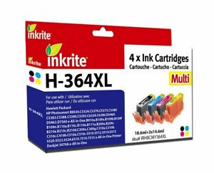 364XL Ink For HP PhotoSmart 5510 5515 5520 6510 6520 HP 364
