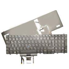 Teclados Dell QWERTZ para portátiles