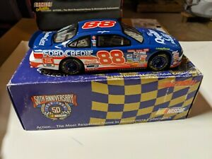 1:24 ACTION 1998 #88 QUALITY CARE FORD TAURUS DALE JARRETT 1/5000 Free Shipping