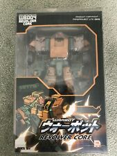 Tramsformers Fansproject WB004 Revolver Core / Roadbuster MISB