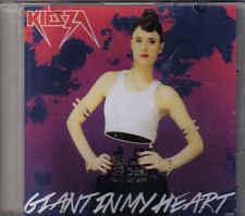 Kiesza-Giant In My Heart Promo cd single