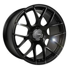 "18"" Enkei RAIJIN Wheel Rim - Black 18x8 5x114.3 5x4.5 +45 467-880-6545BK"