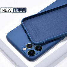 For iPhone 11 Pro Max XS XR 8 7 Plus Liquid Silicone Baby Soft Phone Case Cover