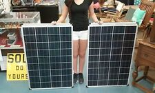 50 WATT SOLAR PANEL, $134., NEW GUARANTEED, FREE DELIVERY, FROM SDIY, FLORIDAUSA