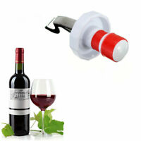 inoxydable ouvre - bouteille bouchon de silicone cap boucher le vin rouge